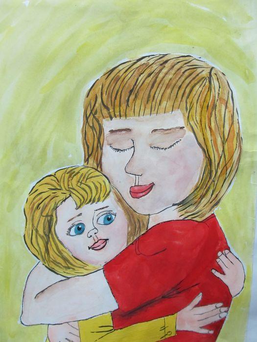Картинки на тему любимая мама, лет совместной